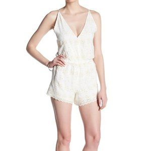 Gypsy05 Embroidered Romper